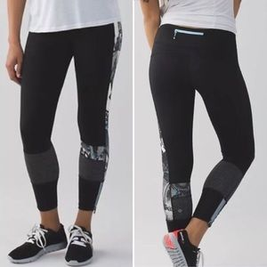 Lululemon | Run the World 7/8 Leggings